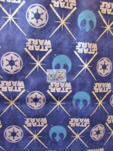 Star Wars The Dark Side Cotton Fabric