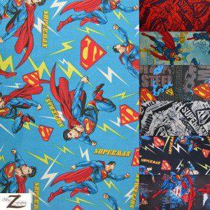 Superman DC Comics Cotton Fabric