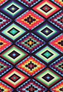 Alexander Henry Cotton Fabric - Ojo de Dios