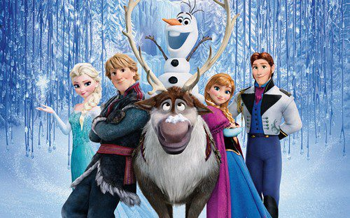 Disney Frozen Cotton Blowout Sale