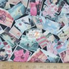 Benartex Cotton Fabric Times Of Your Life Snapshot Memories