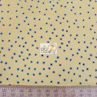Loralie Designs Cotton Fabric Halo Dot
