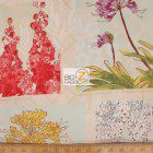 Loralie Designs Cotton Fabric Serenity Garden
