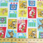 Paw Patrol Rad Pups Cotton Fabric