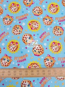 Shopkins Cookie With The Look Cotton Fabric