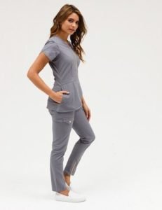 Poly Cotton Nurse Uniform